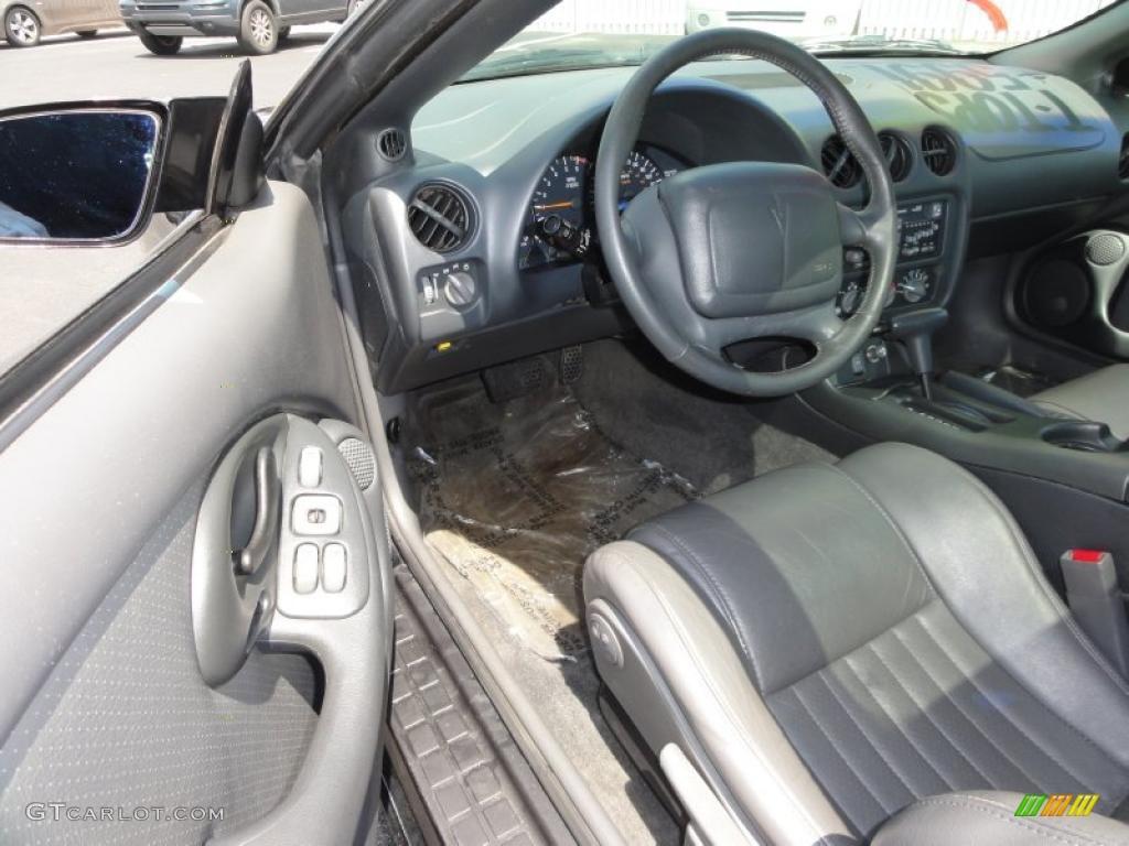 1997 Pontiac Firebird Coupe Interior Photo 48543182