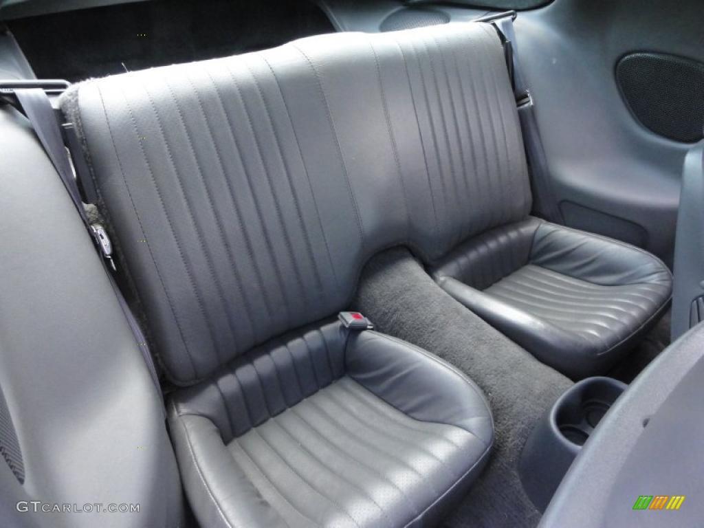 1997 Pontiac Firebird Coupe Interior Photo 48543254
