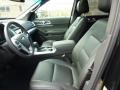 Charcoal Black Interior Photo for 2011 Ford Explorer #48545645