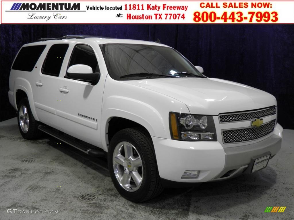 2013 Chevrolet Suburban 4wd Z71 Summit White html Autos