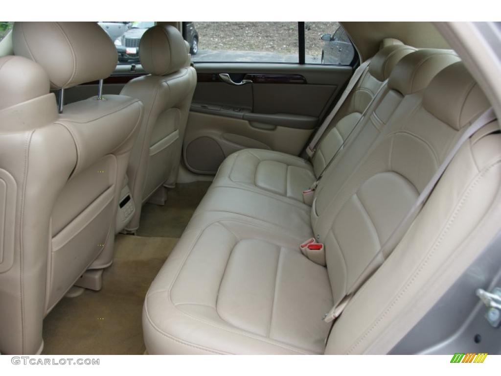 Cashmere Interior 2004 Cadillac Deville Dts Photo 48548219