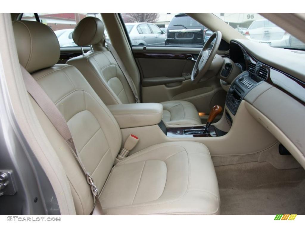 2004 Cadillac Deville Dts Interior Photo 48548249