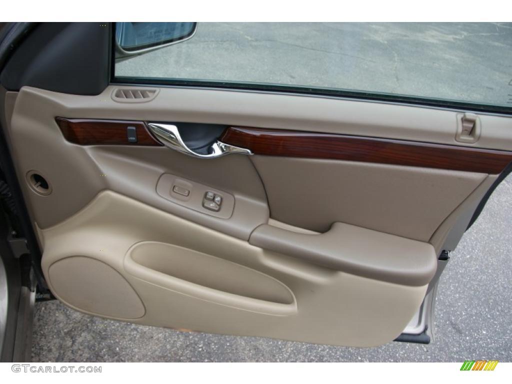 2004 Cadillac Deville Dts Cashmere Door Panel Photo 48548264