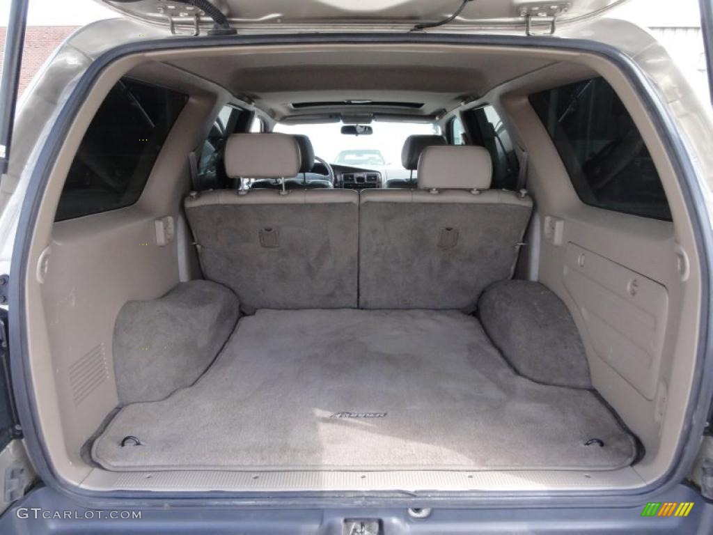 2001 Toyota 4runner Limited 4x4 Trunk Photo 48553052