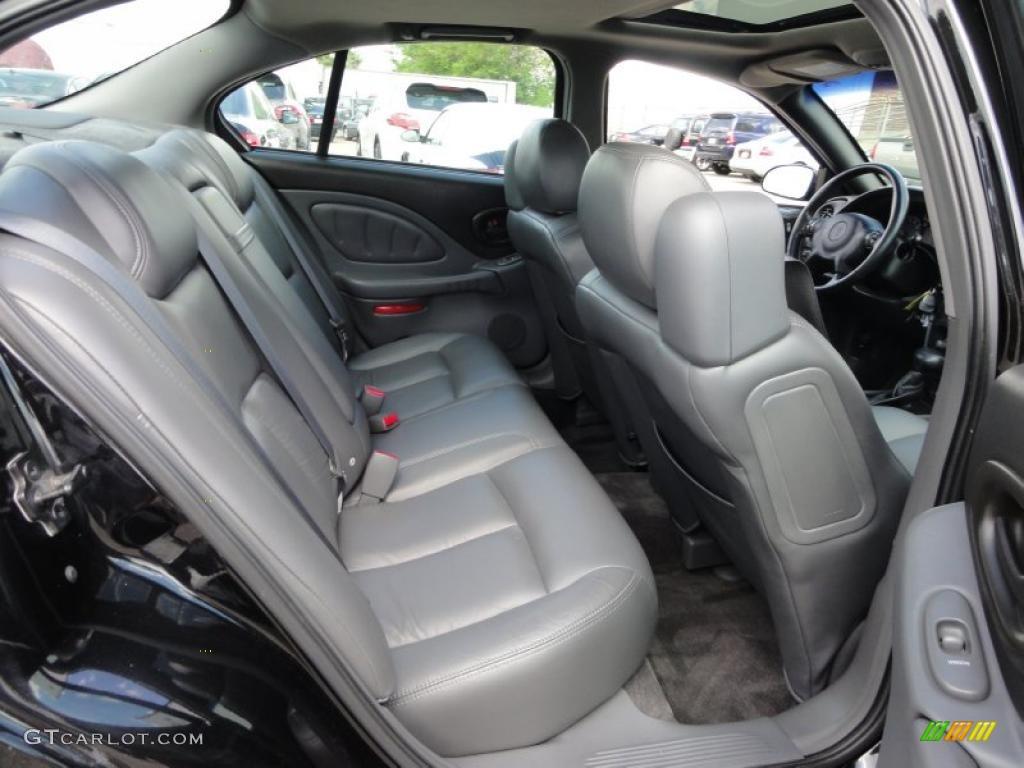 2003 Pontiac Bonneville Ssei Interior Photo  48554358