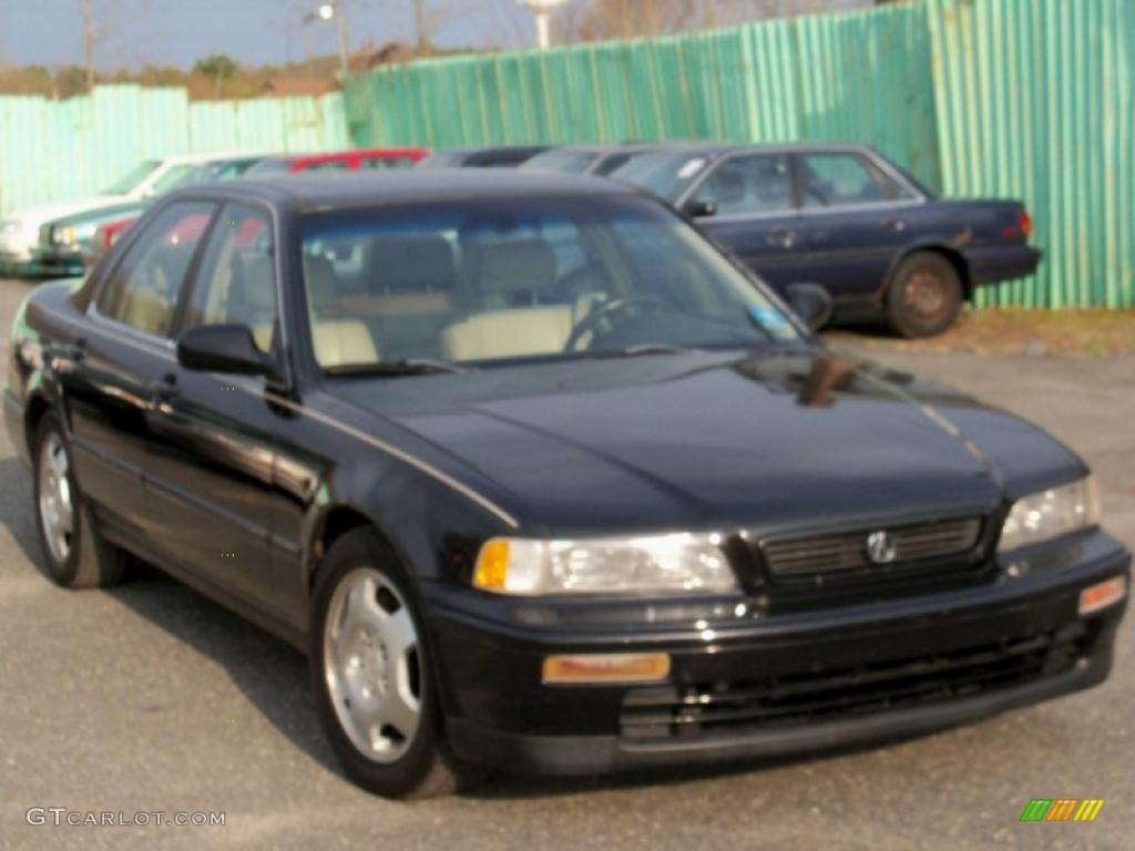 1994 Granada Black Pearl Acura Legend Gs 48520526 Photo 3 Gtcarlot Com Car Color Galleries