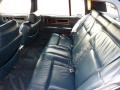1993 Cadillac DeVille Blue Interior Interior Photo
