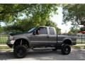 2004 Dark Shadow Grey Metallic Ford F250 Super Duty FX4 SuperCab 4x4  photo #2