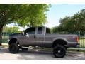 2004 Dark Shadow Grey Metallic Ford F250 Super Duty FX4 SuperCab 4x4  photo #4