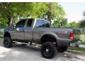 2004 Dark Shadow Grey Metallic Ford F250 Super Duty FX4 SuperCab 4x4  photo #5