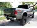 2004 Dark Shadow Grey Metallic Ford F250 Super Duty FX4 SuperCab 4x4  photo #8