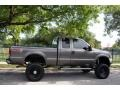 2004 Dark Shadow Grey Metallic Ford F250 Super Duty FX4 SuperCab 4x4  photo #9