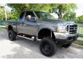 2004 Dark Shadow Grey Metallic Ford F250 Super Duty FX4 SuperCab 4x4  photo #12