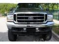 2004 Dark Shadow Grey Metallic Ford F250 Super Duty FX4 SuperCab 4x4  photo #15