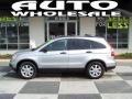 2009 Alabaster Silver Metallic Honda CR-V EX 4WD  photo #1