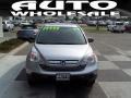 2009 Alabaster Silver Metallic Honda CR-V EX 4WD  photo #2