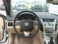 Dashboard of 2011 CTS Coupe