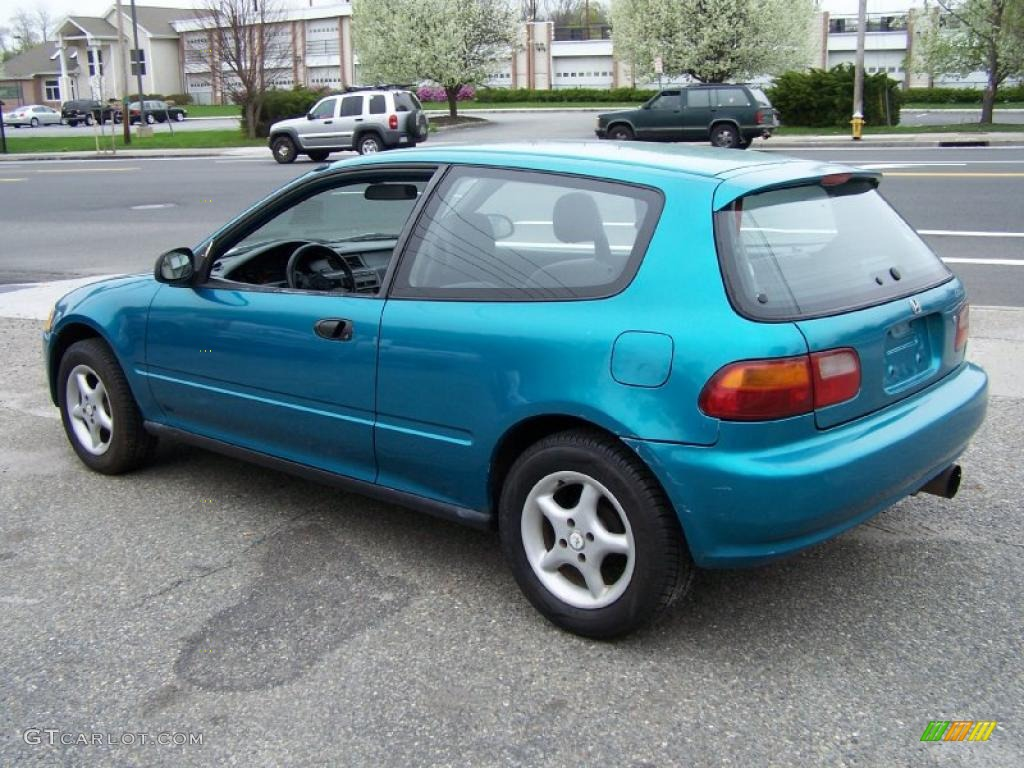 Image Result For Honda Civic Eg Colors