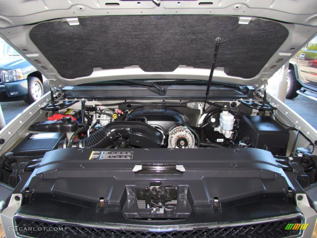2007 Chevrolet Tahoe Ls 5 3 Liter Flex Fuel Ohv 16v Vortec V8 Engine Photo 48592267