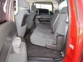 2009 Victory Red Chevrolet Silverado 1500 LT Crew Cab  photo #12