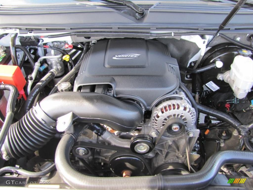 2007 Chevrolet Tahoe Ls 4x4 5 3 Liter Flex Fuel Ohv 16v Vortec V8 Engine Photo 48601294