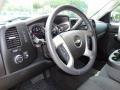 2009 Deep Ruby Red Metallic Chevrolet Silverado 1500 LT Extended Cab  photo #6