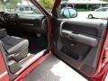 2009 Deep Ruby Red Metallic Chevrolet Silverado 1500 LT Extended Cab  photo #11