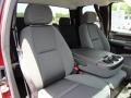 2009 Deep Ruby Red Metallic Chevrolet Silverado 1500 LT Extended Cab  photo #15