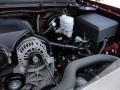 2009 Deep Ruby Red Metallic Chevrolet Silverado 1500 LT Extended Cab  photo #20