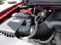 2009 Deep Ruby Red Metallic Chevrolet Silverado 1500 LT Extended Cab  photo #21