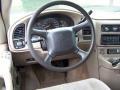2004 Chevrolet Astro Neutral Interior Steering Wheel Photo