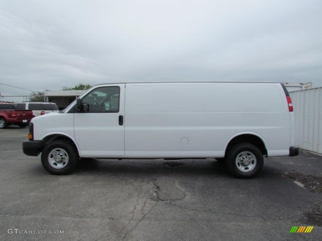Runde Chevy >> 2001 Chevy Express 2500 Cargo Van | Autos Post