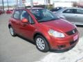 Sunlight Copper Metallic - SX4 Crossover AWD Photo No. 1