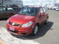 Sunlight Copper Metallic - SX4 Crossover AWD Photo No. 2
