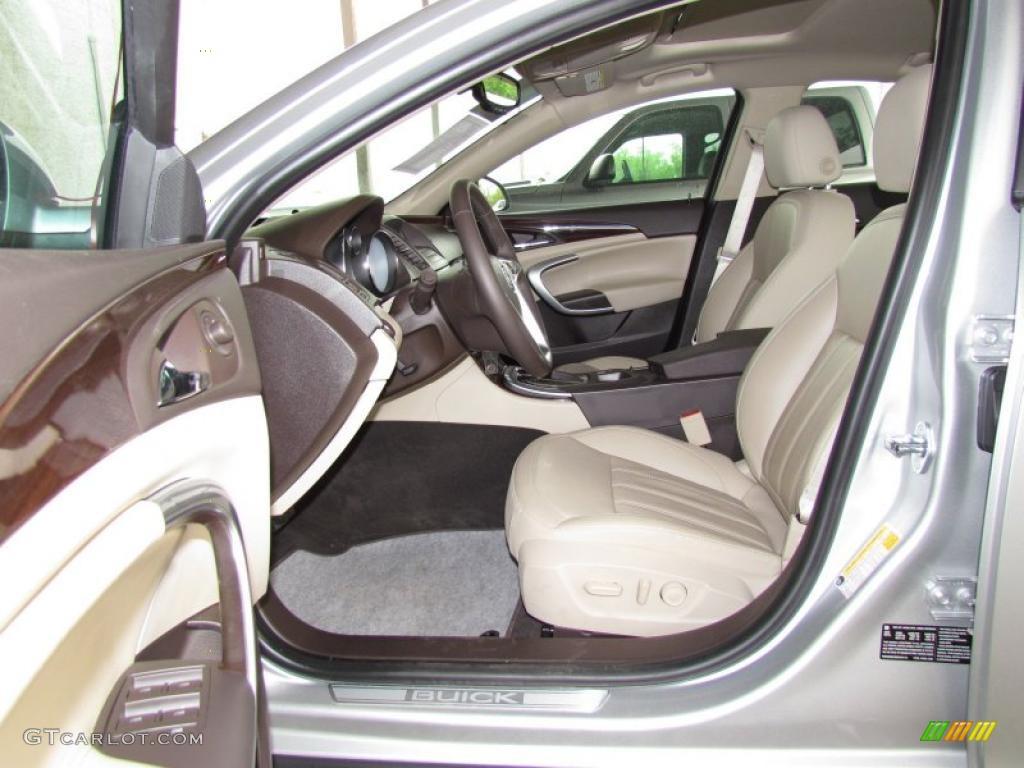 cashmere interior 2011 buick regal cxl photo 48621483. Black Bedroom Furniture Sets. Home Design Ideas