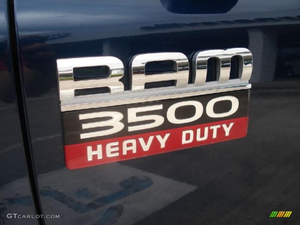 2008 Dodge Ram 3500 ST Quad Cab Dually Marks and Logos Photos
