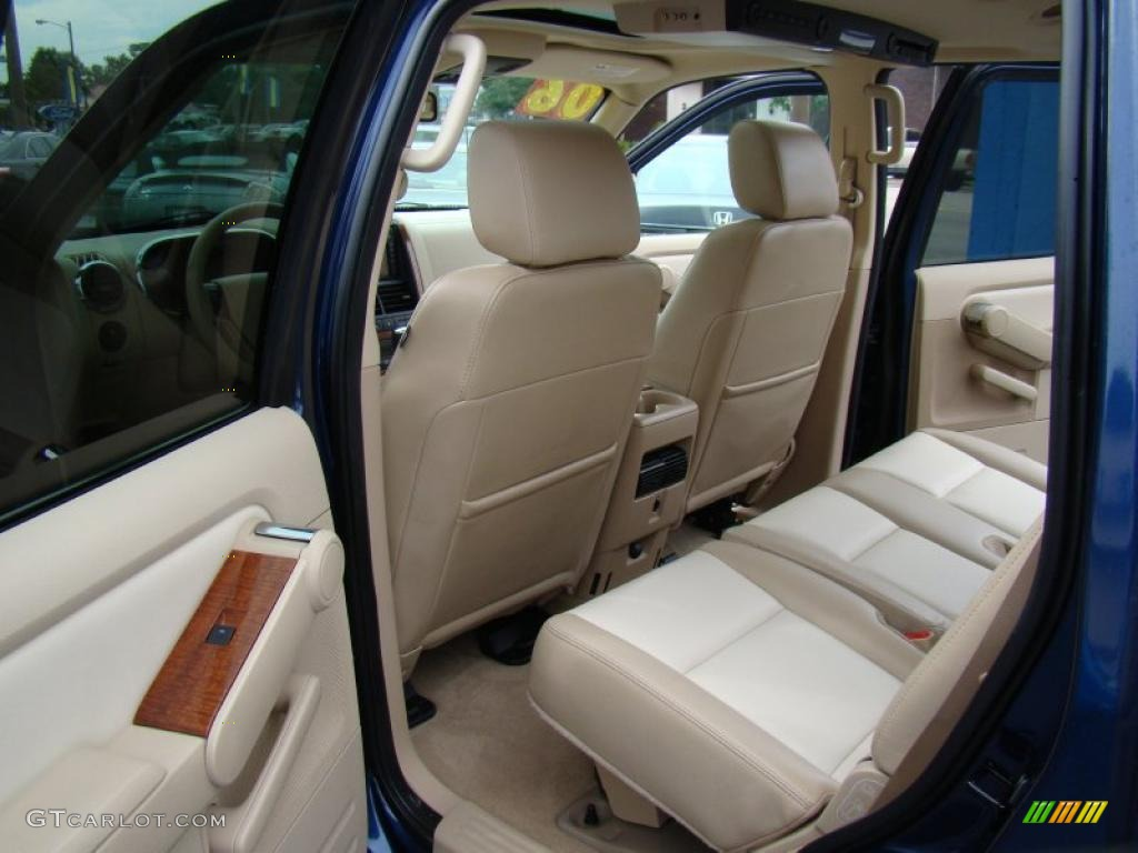 camel stone interior 2006 ford explorer eddie bauer photo 48626175