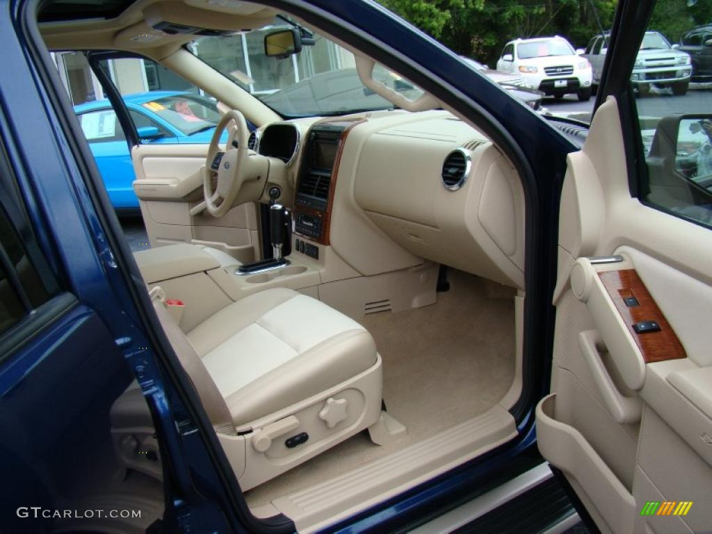 2002 Ford Explorer Xlt >> Camel/Stone Interior 2006 Ford Explorer Eddie Bauer Photo ...
