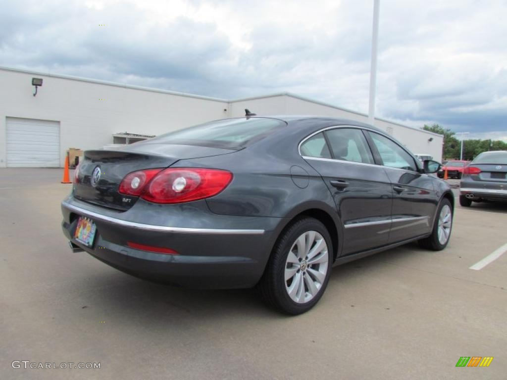 island gray metallic 2012 volkswagen cc sport exterior photo 48642418. Black Bedroom Furniture Sets. Home Design Ideas