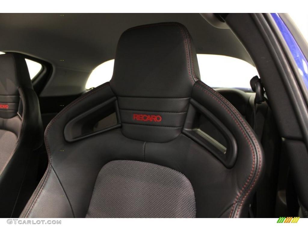 R3 Recaro Gray Black Interior 2010 Mazda Rx 8 R3 Photo 48642835 Gtcarlot Com