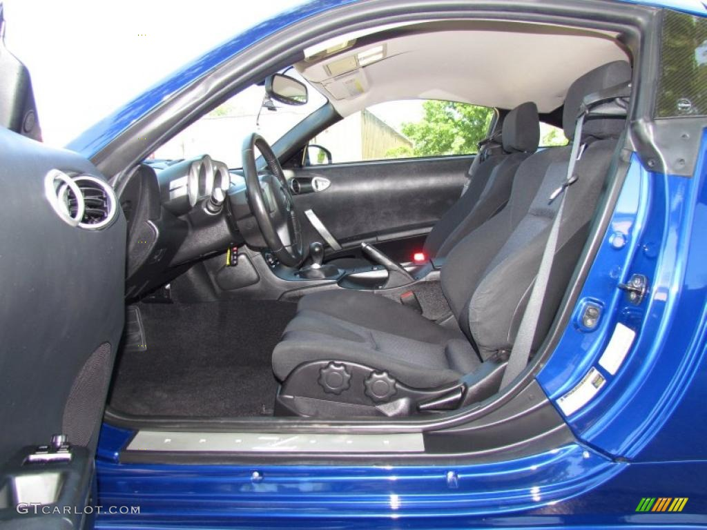 2005 nissan 350z coupe interior photo 48645142. Black Bedroom Furniture Sets. Home Design Ideas