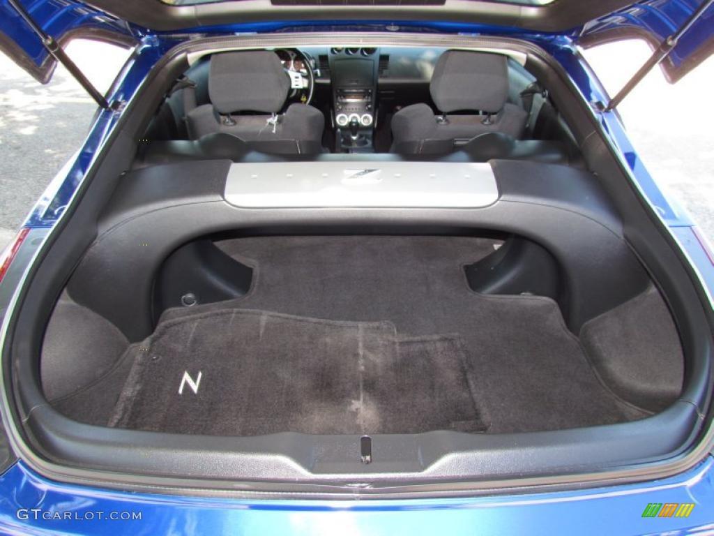 2005 Nissan 350z Coupe Trunk Photos Gtcarlot Com