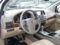 Almond 2009 Nissan Armada Interiors