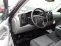 Dark Titanium Dashboard Photo for 2011 Chevrolet Silverado 1500 #48652408