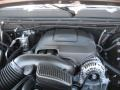 2011 Mocha Steel Metallic Chevrolet Silverado 1500 LT Extended Cab  photo #18