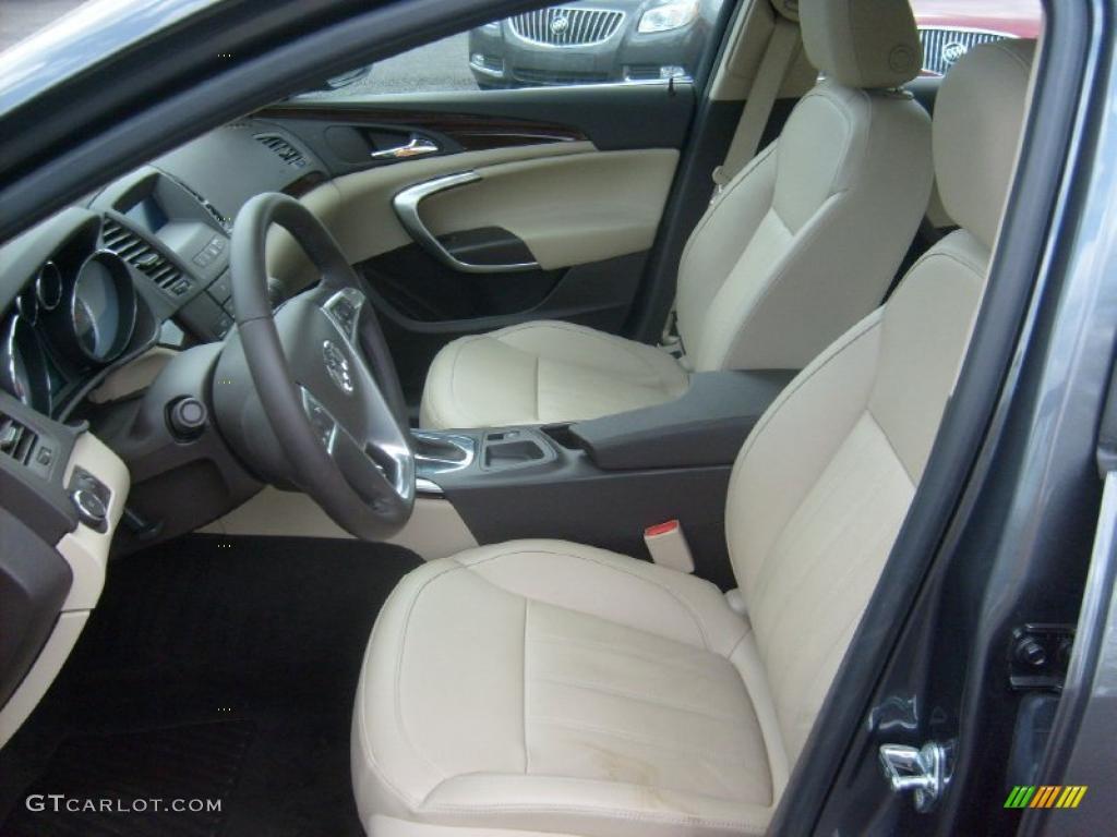 cashmere interior 2011 buick regal cxl photo 48659686. Black Bedroom Furniture Sets. Home Design Ideas