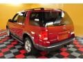 2003 Redfire Metallic Ford Explorer XLT 4x4  photo #3