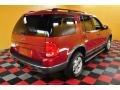 2003 Redfire Metallic Ford Explorer XLT 4x4  photo #4