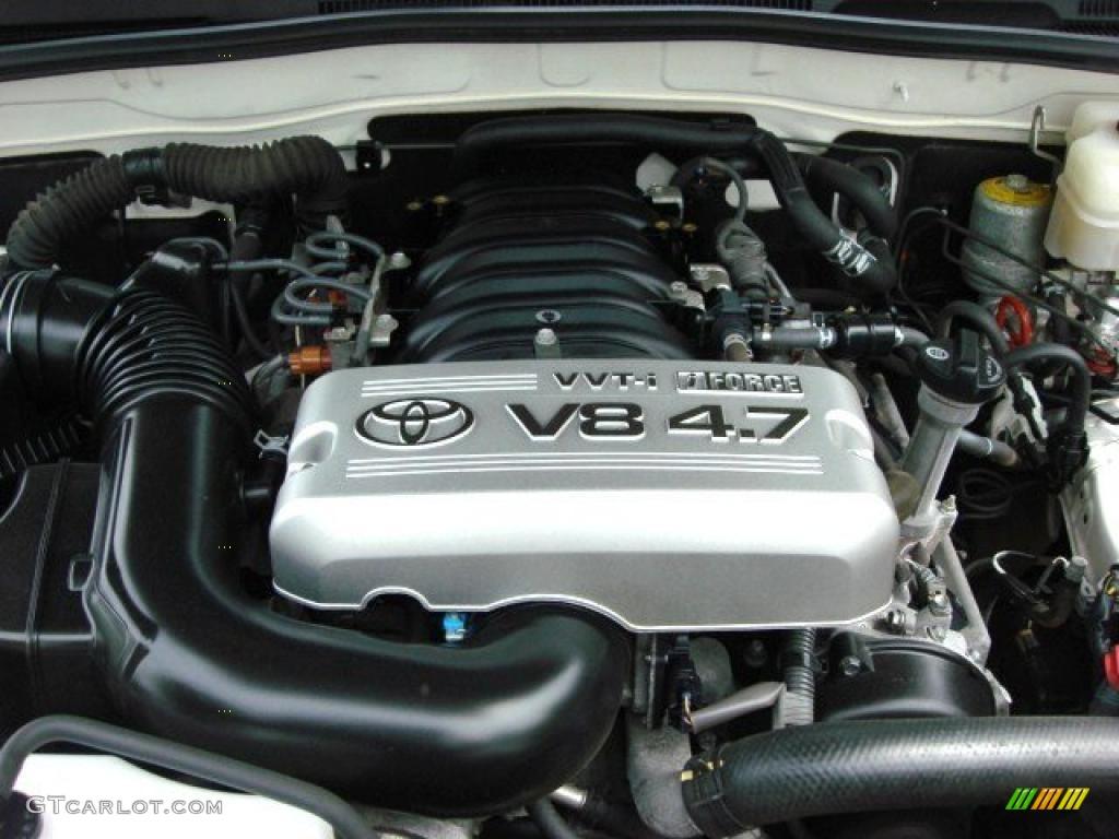 2007 toyota 4runner sr5 4x4 4 7 liter dohc 32 valve vvt i v8 engine photo 48664345. Black Bedroom Furniture Sets. Home Design Ideas