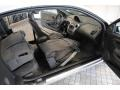 2004 ION 3 Quad Coupe Black Interior